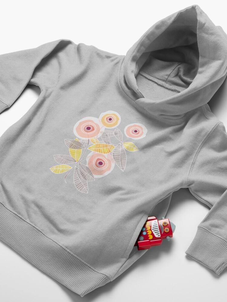 Alternate view of Sweet Memories  Toddler Pullover Hoodie