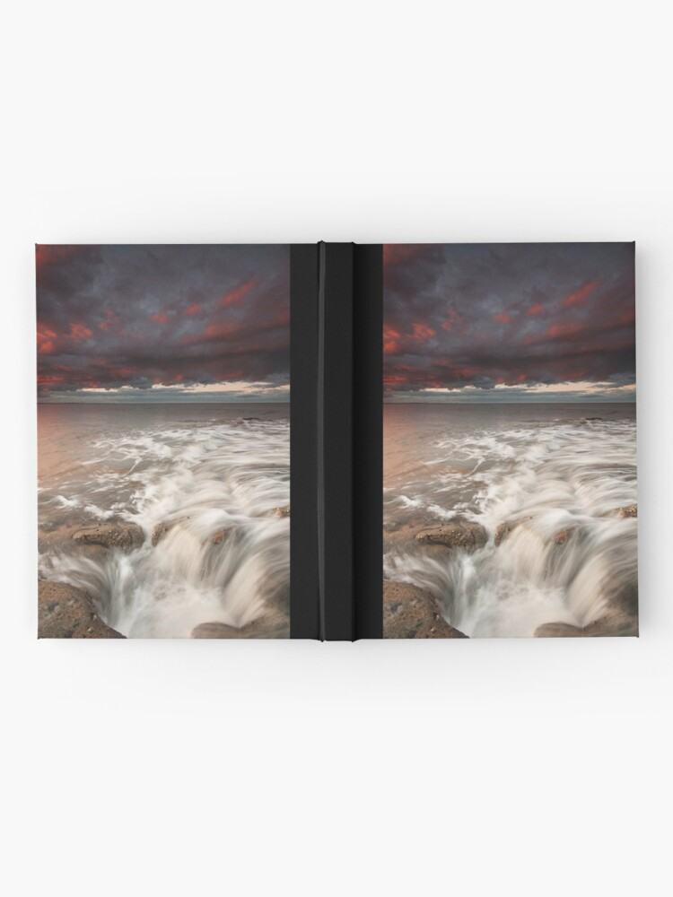 Alternate view of Get in the Hole Hardcover Journal