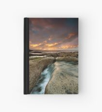 Pour Hardcover Journal
