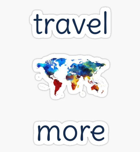 Travel More  by BrightNomad