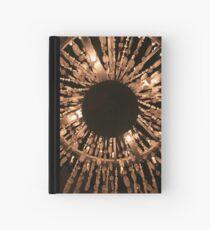 Salt Chandelier Hardcover Journal