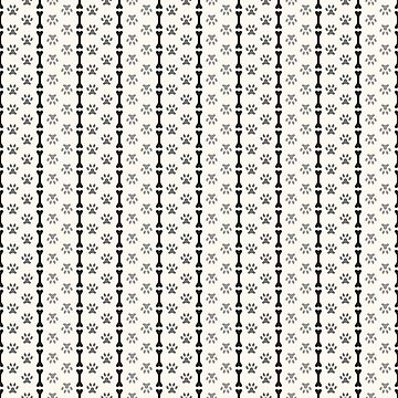 Dog Pattern | Puppy Pet Dog Owner Breed  by anziehend