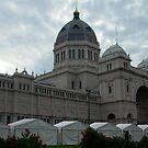 Melbourne Exhibition Building by BronReid