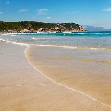 Squeaky Beach, Wilsons Promontory, Australia by renilicious