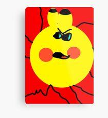 Pikachu Metal Print