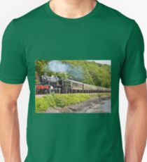 river side railway T-Shirt