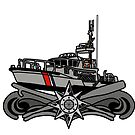 Boat Forces Insignia - 47 MLB by AlwaysReadyCltv