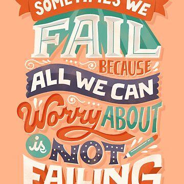 Fear of Failure by risarodil
