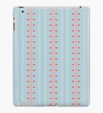 Winter Hearts - So Stripeh! iPad Case/Skin