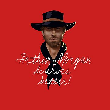 ¡Arthur Morgan se merece algo mejor! de kopfabhase