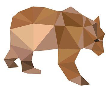 bear by Vectorqueen