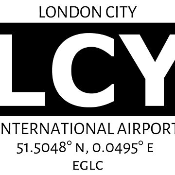 LCY London City Airport by Auchmithie49