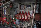 War Time Station Essentials by Yhun Suarez