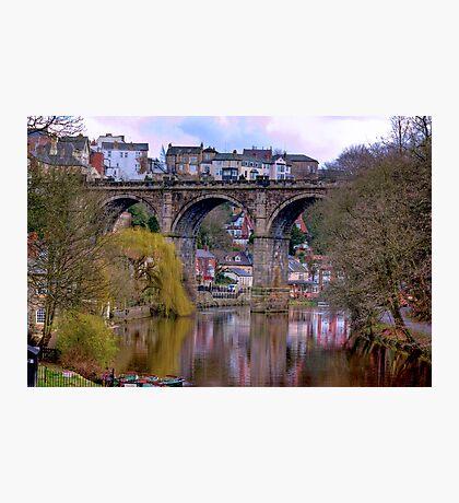 Knaresborough Viaduct #2 Photographic Print