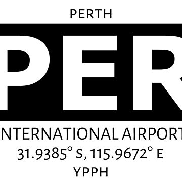 Perth Airport PER by Auchmithie49