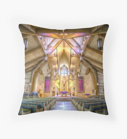St Peter's Throw Pillow