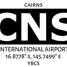 Cairns Airport CNS by Auchmithie49