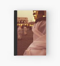 clasping the pearls he whispered a name of old Hardcover Journal