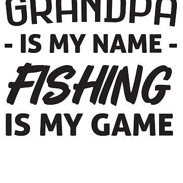 Fishing grandpa by familyman