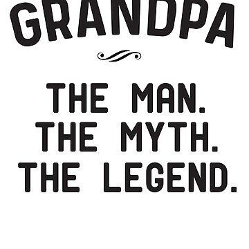 Legendary grandpa by familyman