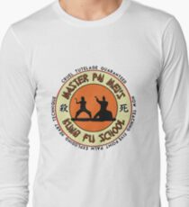 Pai Mei Academy of Cruel Tutelage Long Sleeve T-Shirt