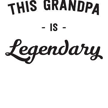 Grandpa of Legend by familyman