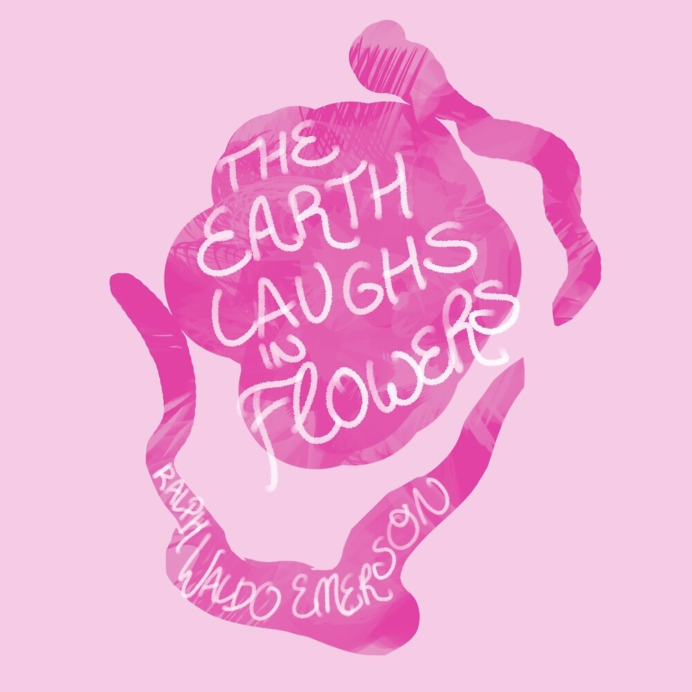 The Earth Laughs in Flowers by jessicaferry