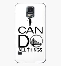 I can Do all things Steph Curry Case/Skin for Samsung Galaxy