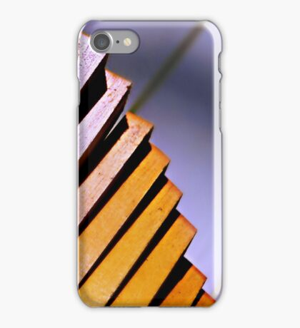 Movement with the wind iPhone Case/Skin