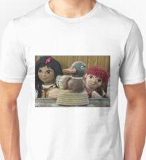 Camiseta ajustada Rosie y Jim