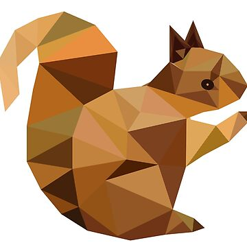 squirrel by Vectorqueen