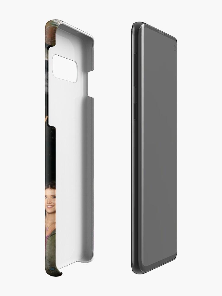 Alternative Ansicht von Leuchtkäfer Hülle & Klebefolie für Samsung Galaxy