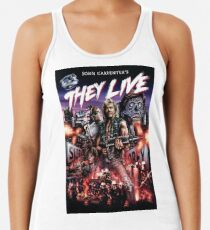 They Live Women's Tank Top