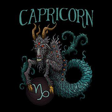 Capricorn - Azhmodai 2019 by Azhmodai