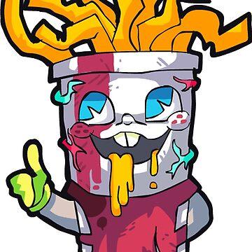 Frybo for Steven universe  by StevenBomb