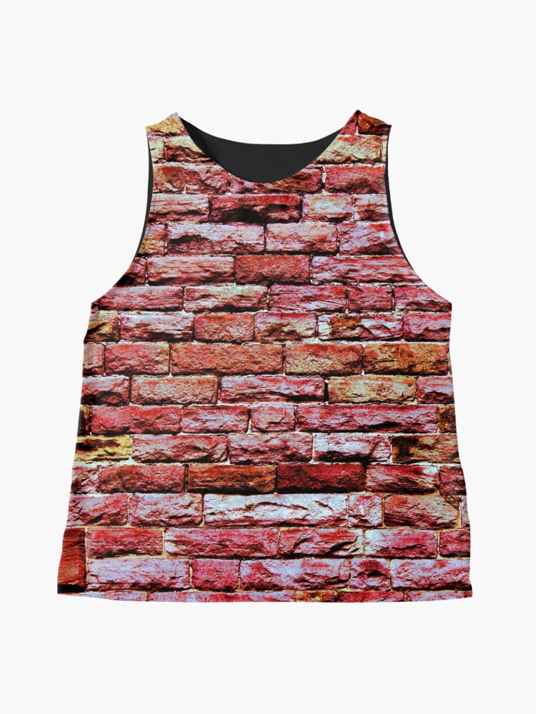 Alternate view of Bricks texture Contrast Tank
