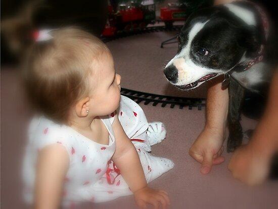 Meeting  cousin Jessie by Evita