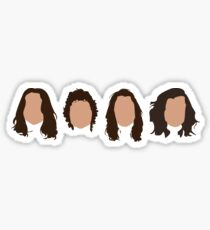 Greta Van Fleet Stickers Redbubble