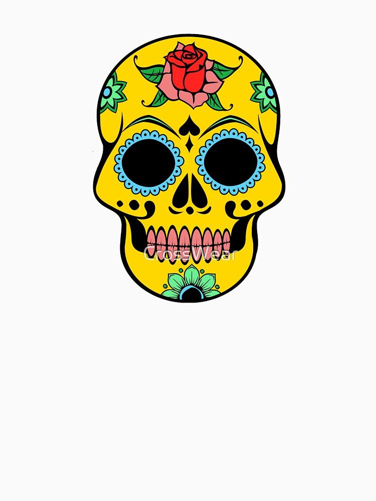 Skull in Colors by CrossWear