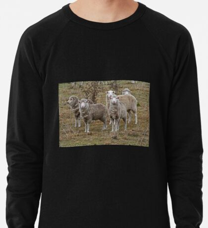 Zusammenstehen Leichtes Sweatshirt