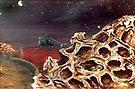 Zaltum City - fantasy - planets - ED01 by Elisabeth Dubois