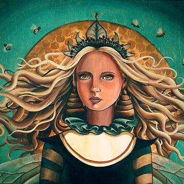 Abeja reina de Artsez