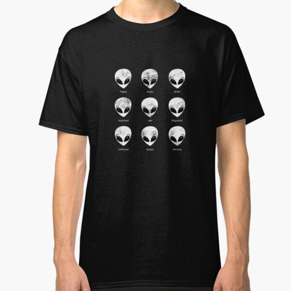 Alien Moods by Silvana Arias Classic T-Shirt