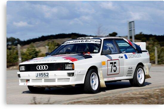 Audi Quattro by MDSPhotoimages