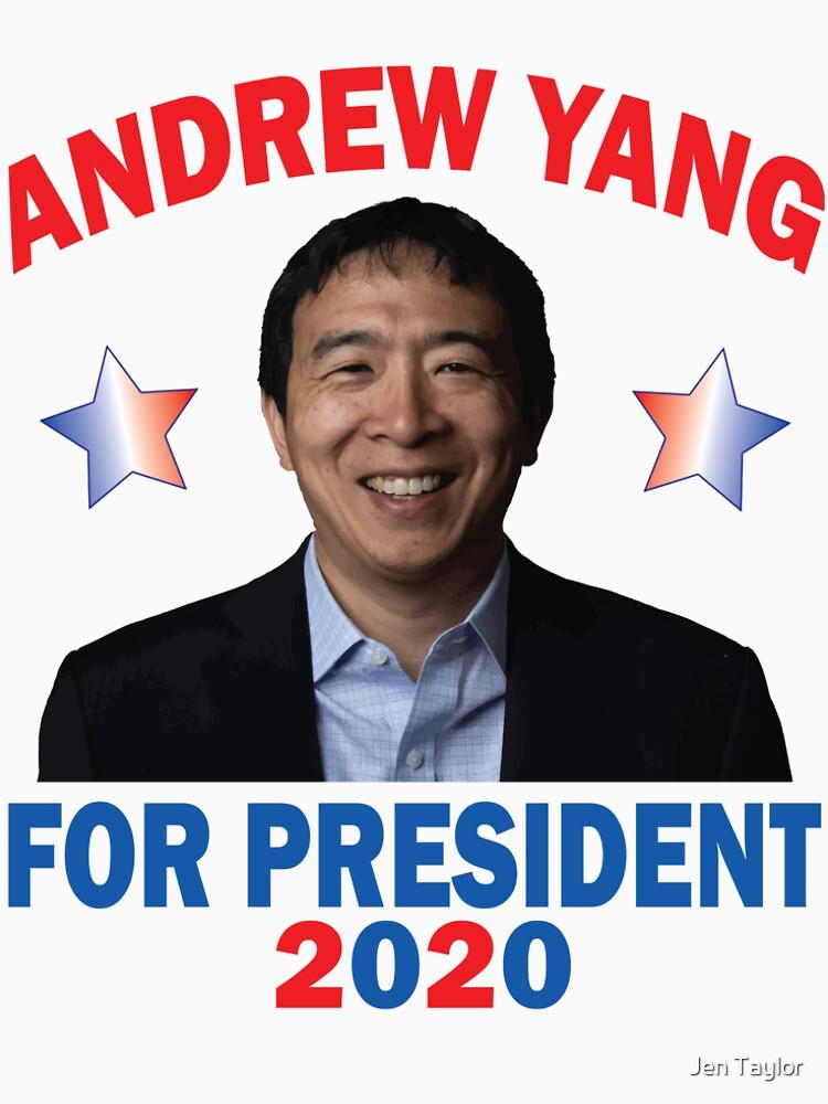 Andrew Yang für Präsident 2020 von jverdi28