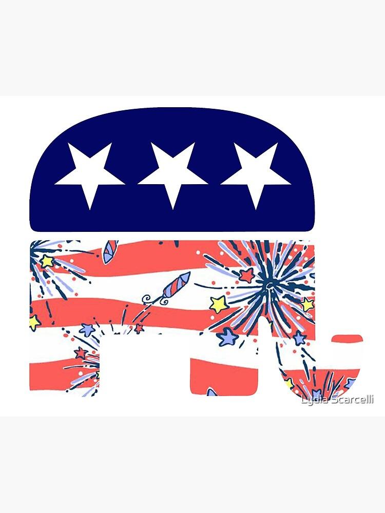Elefante republicano de Llyyddss