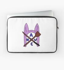 Animal Hat Witch Coven Official Logo Laptop Sleeve