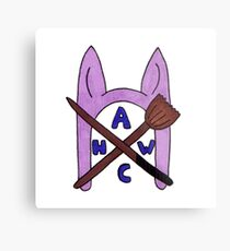 Animal Hat Witch Coven Official Logo Metal Print