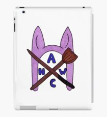 Animal Hat Witch Coven Official Logo iPad Case/Skin