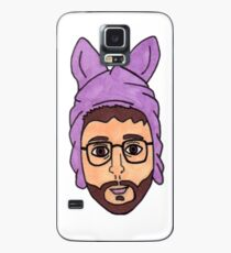 Bryan Fuller In A Bunny Hat Case/Skin for Samsung Galaxy
